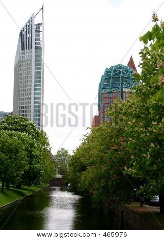 Rotterdam Buildings