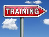 training learning for knowledge and wisdom or physical fitness sport practice work out or education