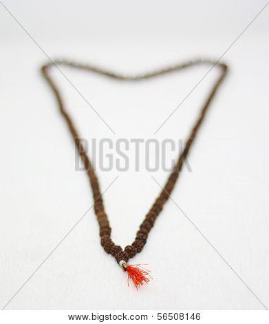 Rudraksha rosary
