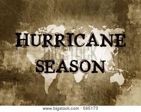 Hurricane Season In Brown