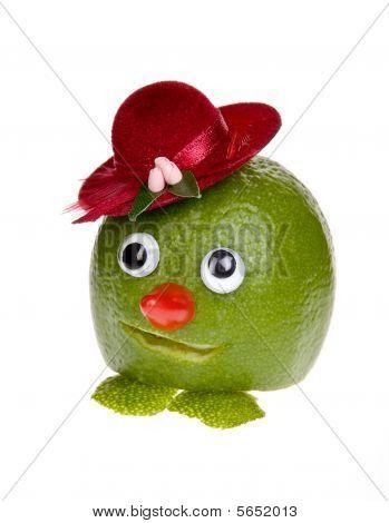 Green Face
