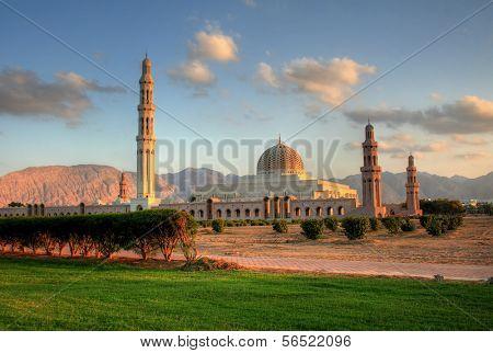 Grande Mesquita de Mascate | Omã