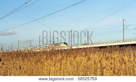 Eurostar En Route