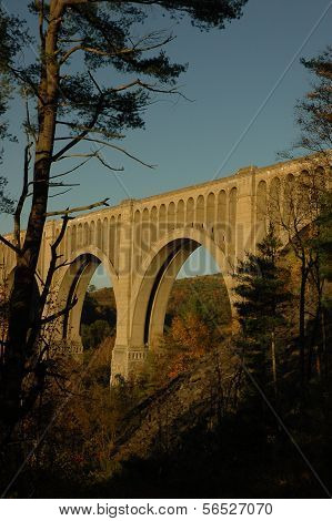 The Nicholson Bridge