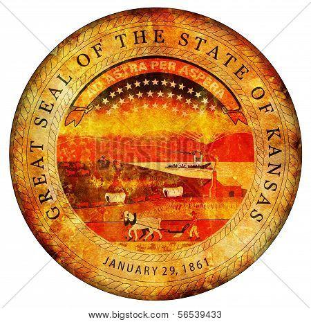 Kansas Coat Of Arms