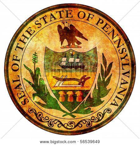 Pennsylvania Coat Of Arms