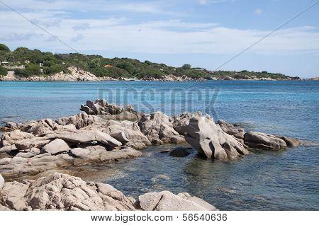 sardinia lanscape beach capriccioli
