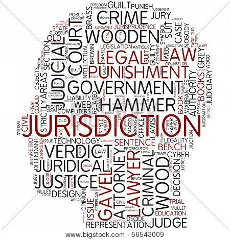 Info-text graphic - jurisdiction