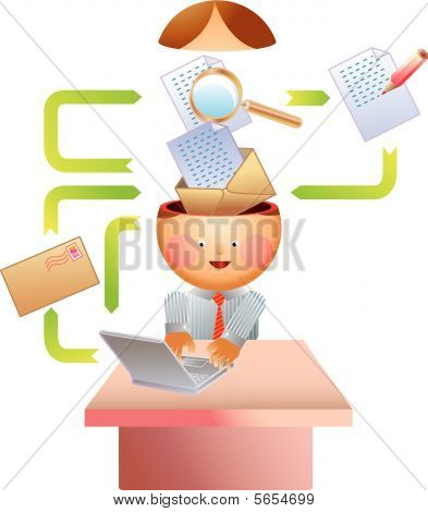 E-mail process