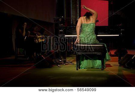 Gypsy Piano