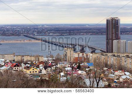Saratov City. Russia