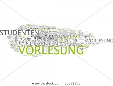 Word cloud - course