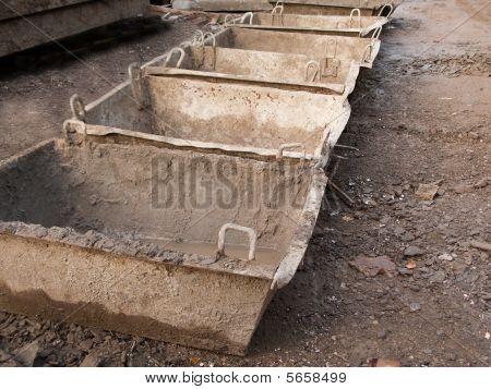 Cement Launder