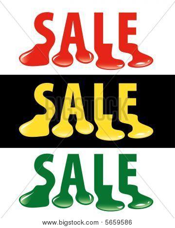 Verkauf drop