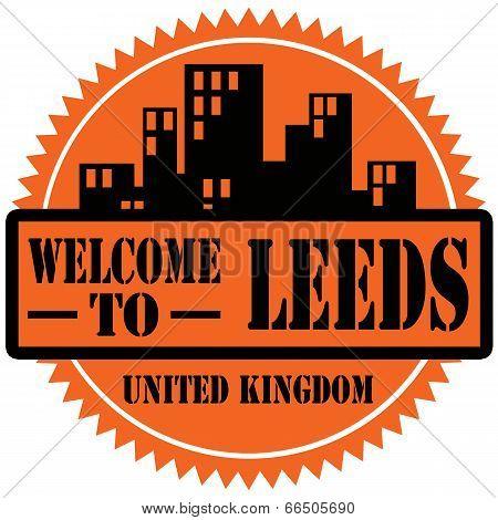 Welcome To Leeds