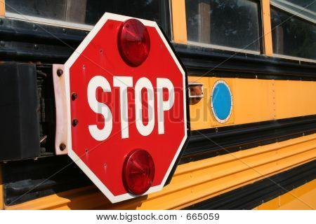 Stop For School Bus