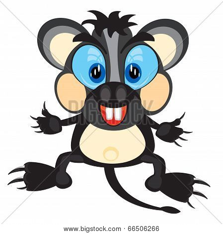 Vector Illustration Mouse