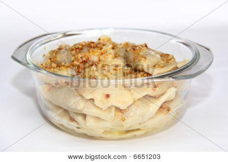 Dumplings - Close-up