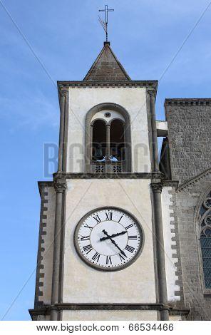Clock Tower of San Martino al Cimino