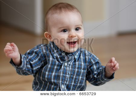 tanzen caucasian Baby boy