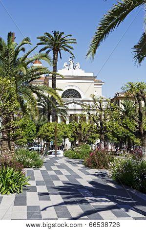 Saint Jean Baptiste, Le Voeu, Church In Nice