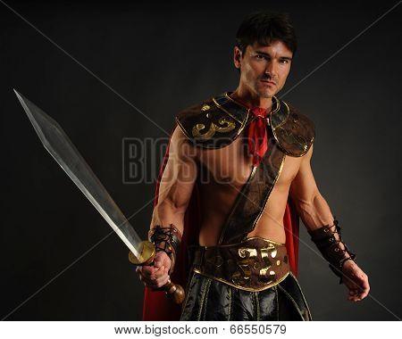 sexy warrior