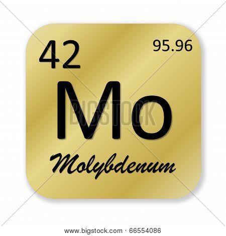 Molybdenum element