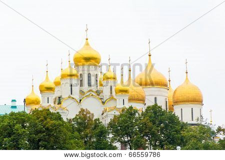 Orthodoxy Church In Moscow