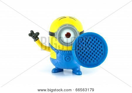 Minion Stuart Blaster