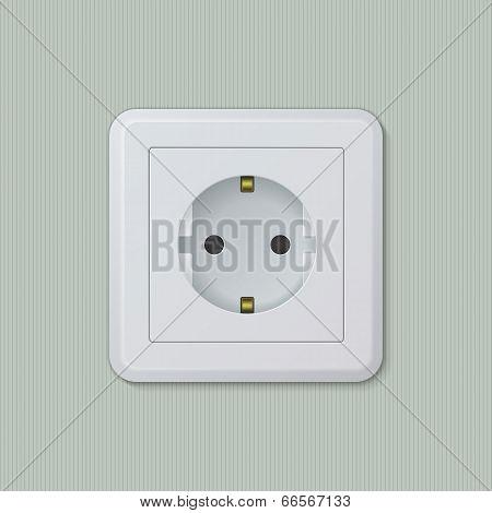Euro Electric Socket 01