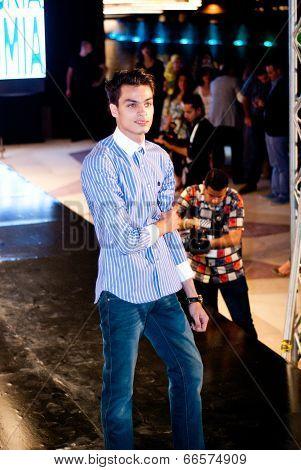 Fashion Show For Maximus Fashion Model 05