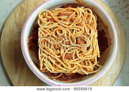 Square Spaghetti