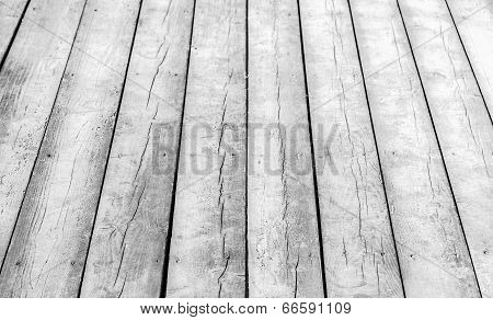 Wooden Floor Background Photo Texture With Perspective