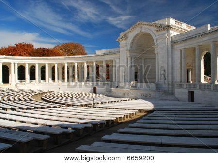 Amphitheater at Arlington Cemetery
