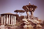 stock photo of hercules  - Rome Italy  - JPG
