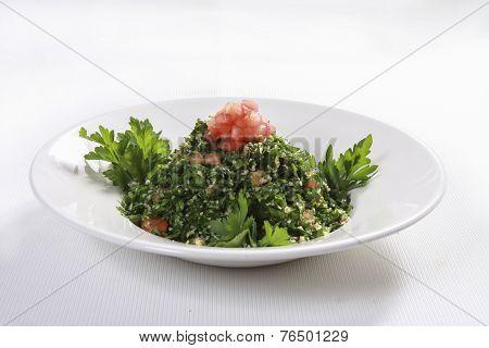 Tabbouleh Fresh Salad