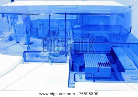 Modern Laboratory Equipment.