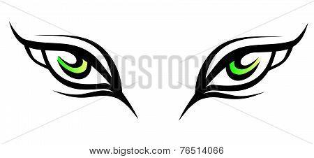 Mystical Eyes