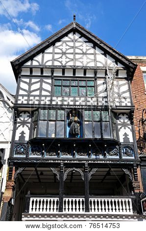 Tudor Art Gallery, Chester