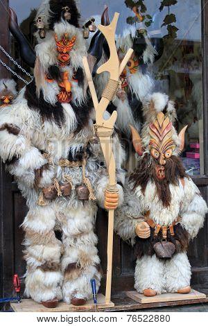 Bulgarian Kuker Costume