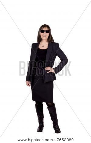 Senior Business Woman