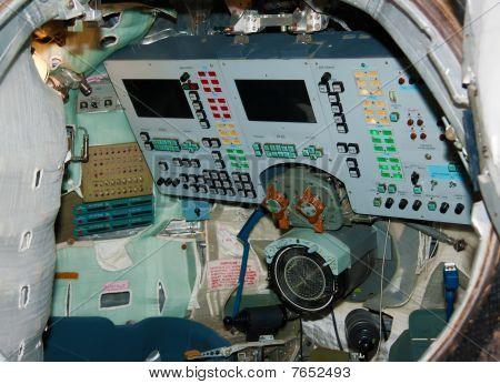 Reentry Module Of The Soyuz Spacecraft (tma Version)