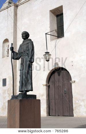 Serra Statue