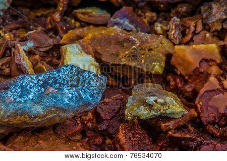 Crystal Geyser Utah Close-up