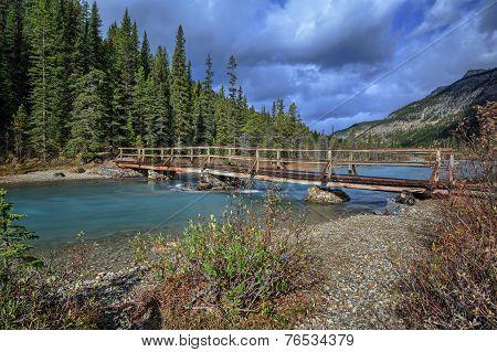 Rampart Pond