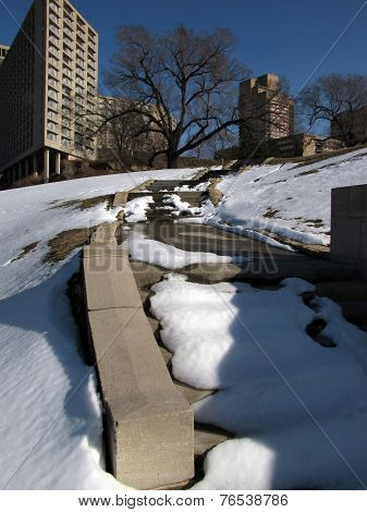 Snowy Liberty Memorial Park