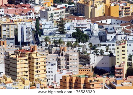 City Santa Cruz de la Palma