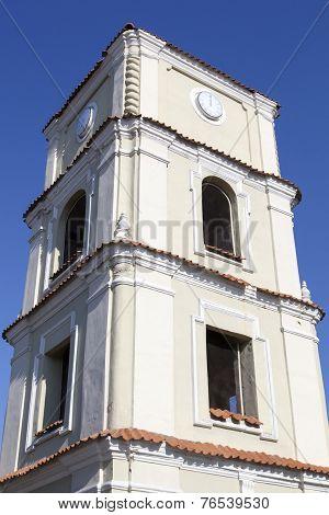 Evangelic Church Clock