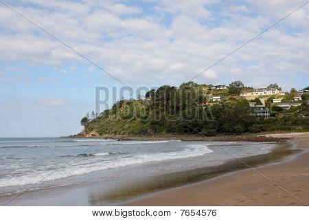 Hot Water Beach New Zealand