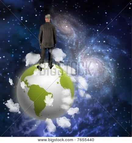 En la cima del mundo